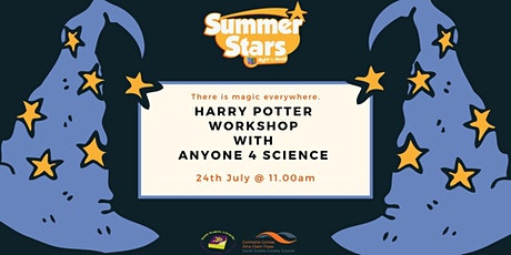 Harry Potter Workshop with Anyone4Science tickets
