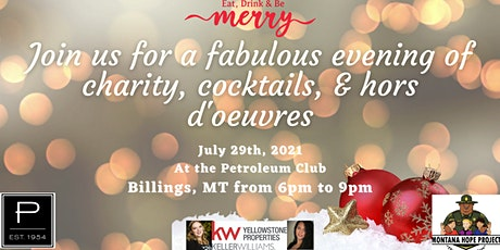 Christmas in July Silent Auction Event tickets