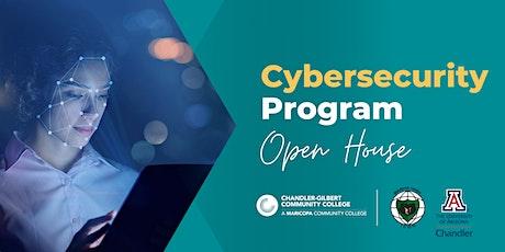 Cybersecurity Program Open House tickets
