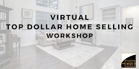 Plano Virtual Home Seller Strategy Workshop tickets