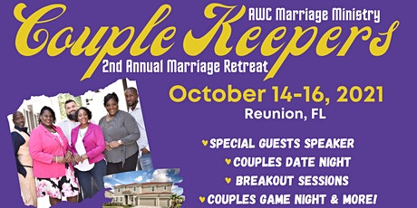 AWC 2nd Annual Couples Retreat tickets