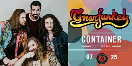 JumpAttack Records Presents: Gnarfunkel LIVE at Container Brewing tickets