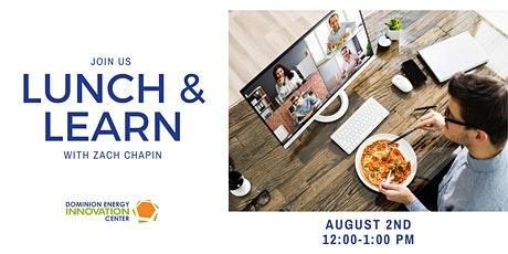 Lunch and Learn with  Zach Chapin tickets
