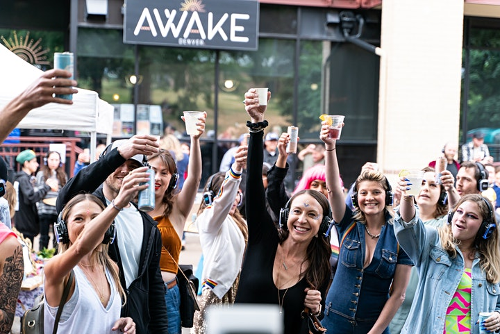(new date!) Waking Up the Summer Dance Party Series: Bubbles + Bathrobes image