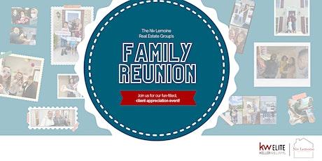 Family Reunion: A Client Appreciation Event tickets