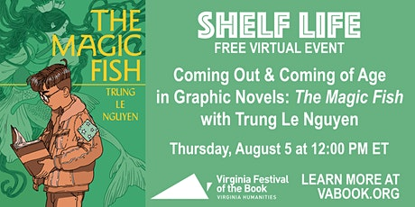 Coming Out & Coming of Age in Graphic Novels: The Magic Fish & Trung Nguyen tickets
