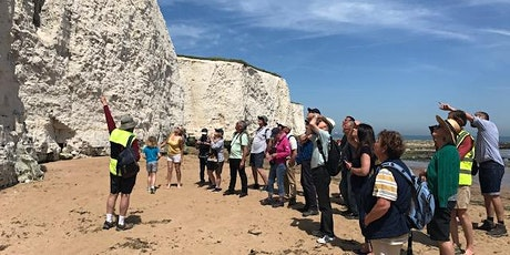 The Smuggler's Trail:  Geology of the Thanet Coast tickets