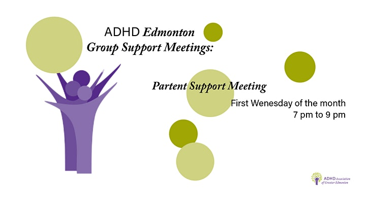 ADHD Edmonton Parent Support Group image