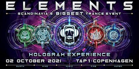 Elements - Hologram Experience 2021 billets