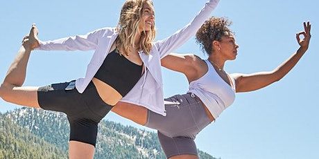 National Girlfriends Day Partner Yoga with Genevieve tickets