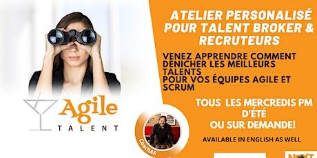 Atelier TALENT Agile™  Workshop tickets