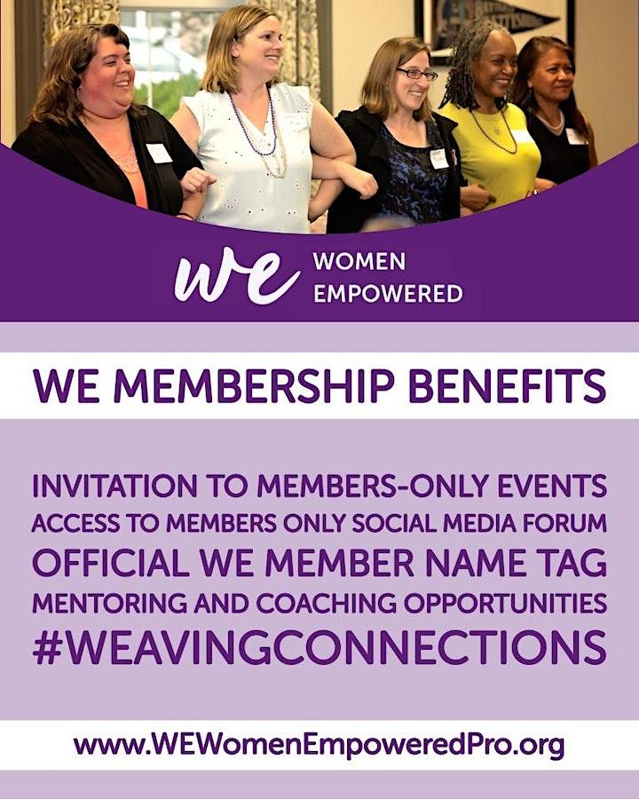 WE Annual Membership (July 1-June 30) image