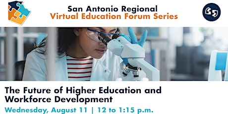 The Future of Higher Education and Workforce Development tickets