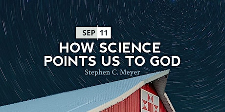 How Science Points Us To God tickets