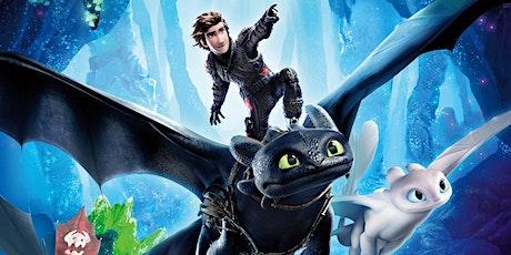 FILM: Dragon trainer – il mondo nascosto biglietti