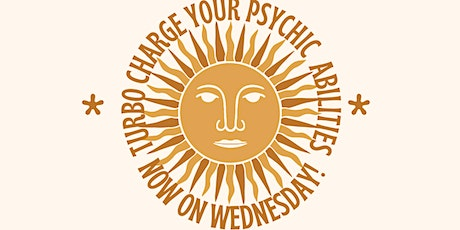 Turbo Charge Your Psychic Abilities tickets