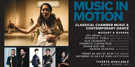 Music in Motion tickets