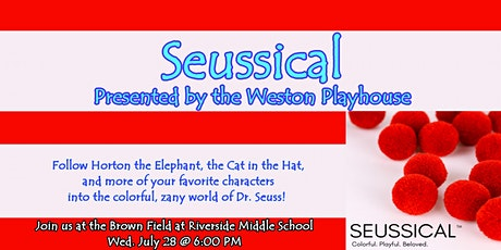 Seussical - Weston Playhouse Performance tickets