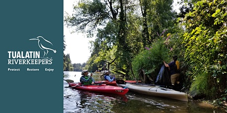 Weed Watchers Class & Paddle w/ Tualatin Soil & Water Conservation District tickets