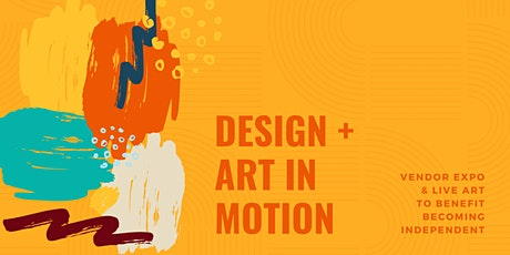 Design + Art in Motion - North Bay tickets