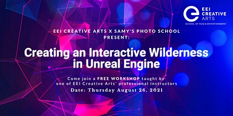 Creating an Interactive Wilderness with EEI Creative Arts - Live Online tickets