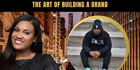 The Entrepreneurial Series - The Art of Building a Brand tickets