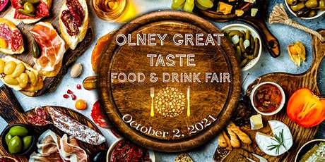 The Olney Great Taste Food & Drink Fair tickets