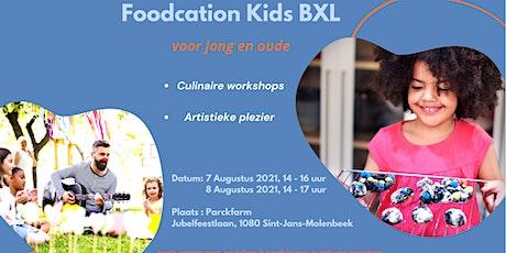 Foodcation Kids BXL tickets