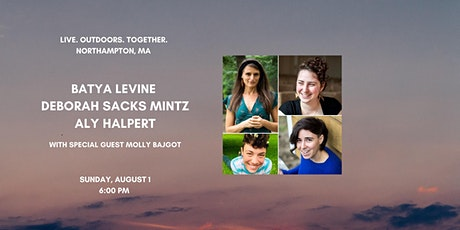 Live! Batya Levine, Deborah Sacks Mintz, & Aly Halpert - with Molly Bajgot tickets