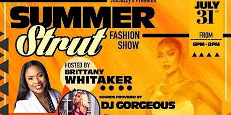 Summer Strut Fashion Show tickets