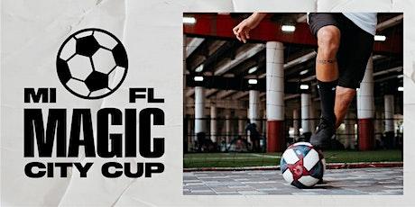 Magic City Cup tickets
