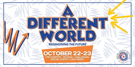 """""""Building A Different World: Reimagining the Future"""" Conference tickets"""