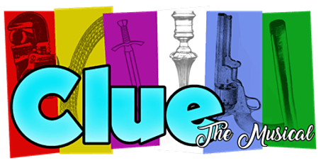 Clue - The Musical at the Lake Country Playhouse. tickets