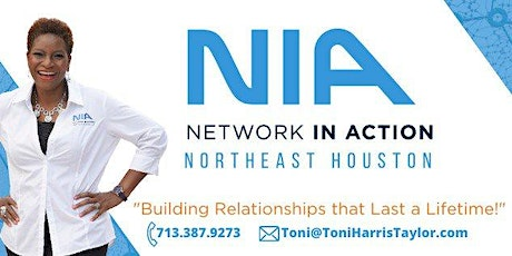 Network in Action Northeast Houston- Kingwood tickets