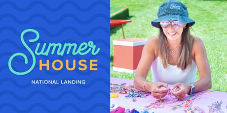 Camp Summer House: Flower Crowns and Mocktails tickets