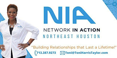 Network in Action Northeast Houston- Humble tickets