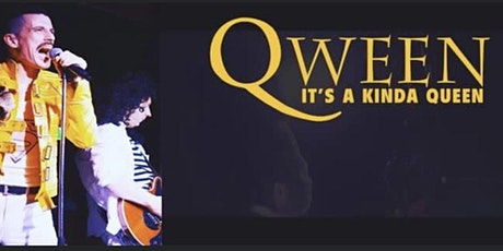 Qween- It's a kinda Queen Tribute, Out the Back, The Townhouse Venue tickets