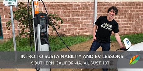 EcoRise: Intro to  Sustainability and EV Lessons for Schools:  Southern CA tickets