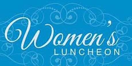 Women's Luncheon tickets