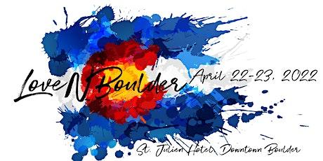 LoveNBoulder 2022 tickets