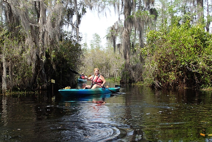 Fall in the Okefenokee Swamp AND Pioneer Days Festival. image