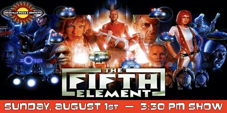 THE FIFTH ELEMENT -- Sunday, August 1 at 3:30pm tickets