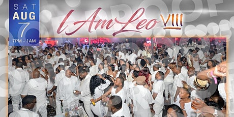 IAMLEOVIII ALL WHITE PARTY tickets