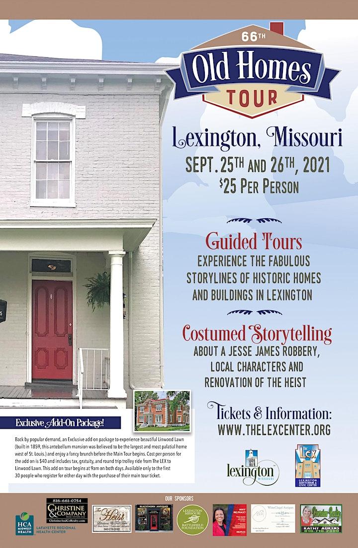66th Lexington Old Homes Tour image