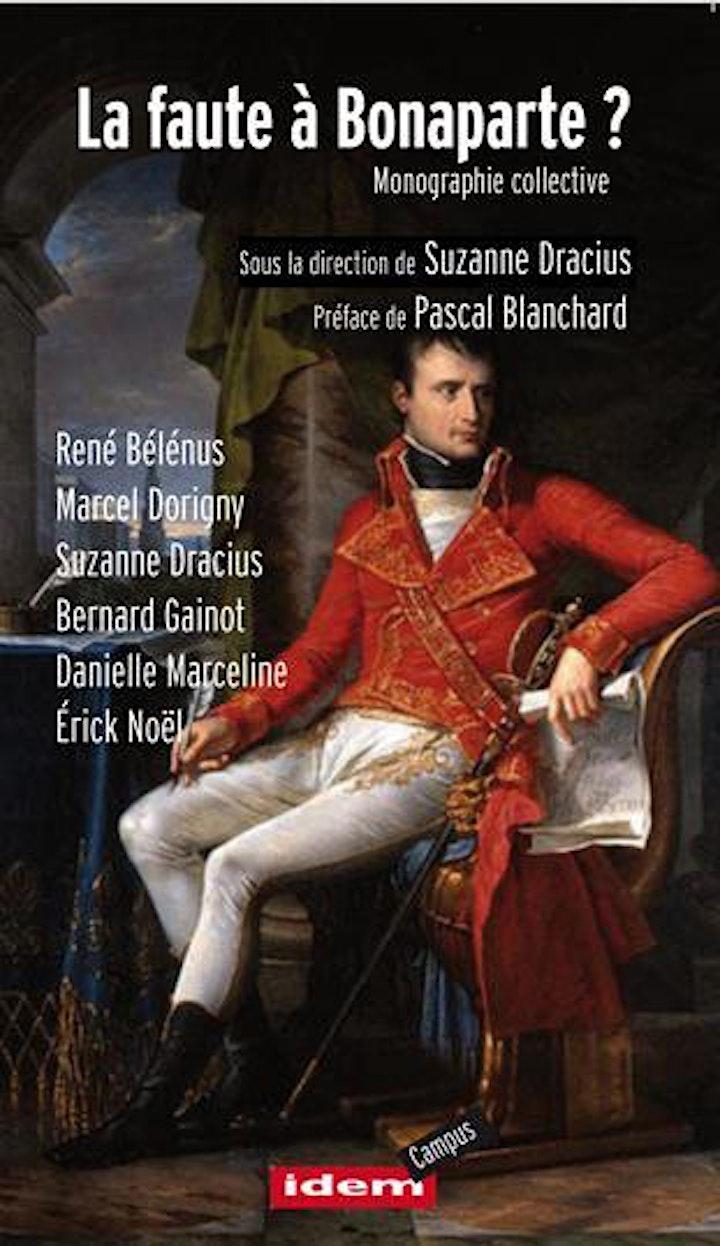 Image pour CARTE BLANCHE EDITIONS IDEM: La faute à Bonaparte? et Colored