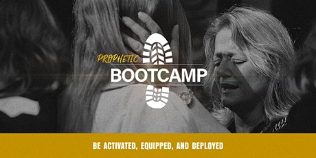 Prophetic Bootcamp tickets