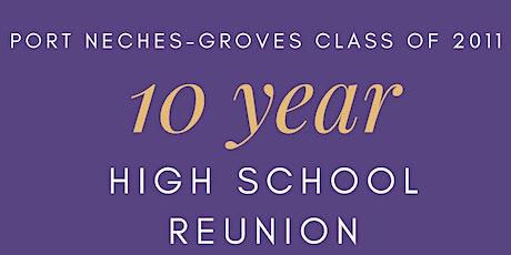 PNG Class of 2011 High School Reunion tickets