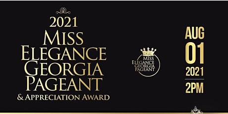The Miss Elegance Georgia Pageant tickets