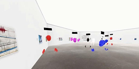 Online Exhibition Tour & Artist Talk at Baron Grafton Arthouse VR Gallery tickets