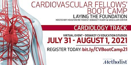 Cardiovascular Fellows' Boot Camp: Cardiology Track tickets